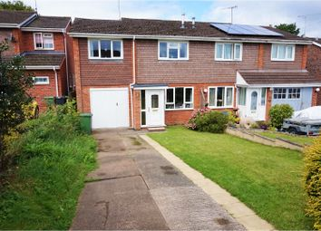 Thumbnail 4 bed semi-detached house for sale in St. Marks Close, Worcester
