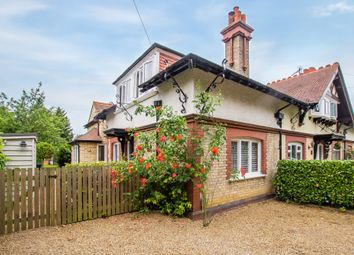 Thumbnail 3 bed end terrace house for sale in Villa Road, Histon, Cambridge