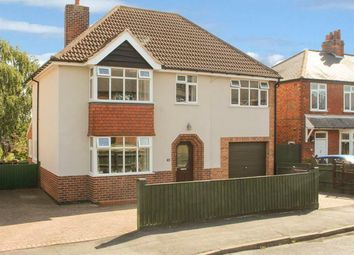 Thumbnail 4 bed detached house for sale in Elmhurst Avenue, Melton Mowbray