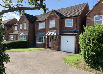 Thumbnail 5 bed detached house to rent in Othello Avenue, Heathcote, Warwick