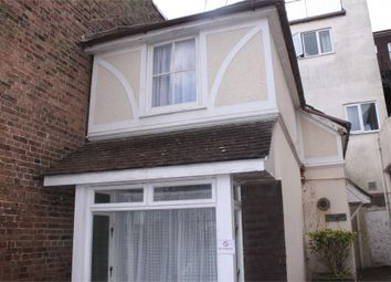 Thumbnail 2 bed cottage for sale in Eversley Road, Bexhill-On-Sea