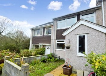 Thumbnail 3 bed semi-detached house for sale in Greenfield Road, Saltash, Cornwall