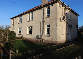 Thumbnail 2 bedroom flat for sale in Graham Avenue, Cambuslang