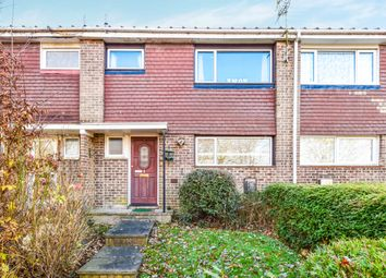 Thumbnail 3 bed terraced house for sale in Selsey Road, Crawley
