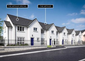 "Thumbnail 3 bed terraced house for sale in ""The Arthur"" at Danestone, Aberdeen"