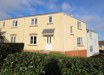4 bed terraced house to rent in Hawkins Way, Helston TR13