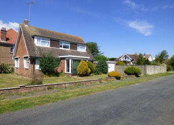 Thumbnail 3 bed detached house for sale in Central Avenue, Rustington, Littlehampton