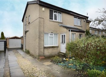 Thumbnail 2 bed semi-detached house to rent in Ascot Parade, Bradford