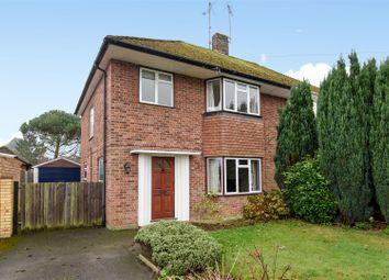 Thumbnail 3 bedroom property for sale in Ryecroft Drive, Horsham