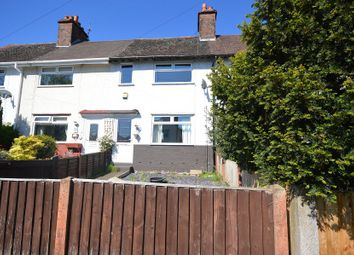 Thumbnail 2 bed terraced house to rent in Broadway, Barnton, Northwich