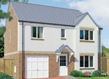 "Thumbnail 4 bedroom detached house for sale in ""The Whithorn"" at Grosset Place, Glenrothes"