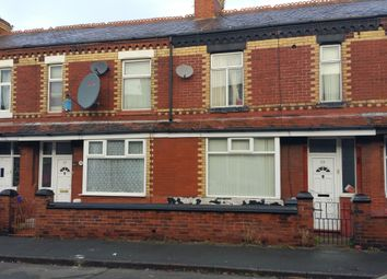 Thumbnail 3 bedroom terraced house to rent in Brightman Street, Manchester