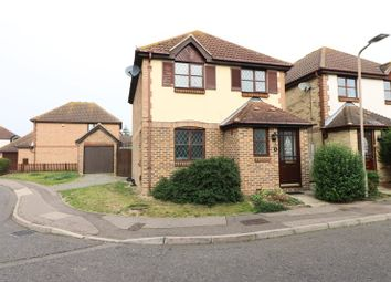 Thumbnail 3 bed detached house to rent in Kingston Avenue, Shoeburyness, Southend-On-Sea, Essex