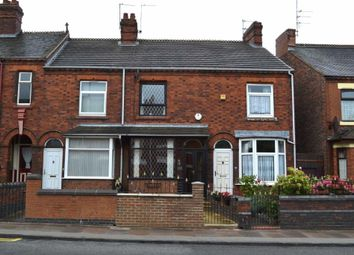 Thumbnail 2 bed terraced house to rent in London Road, Chesterton, Newcastle