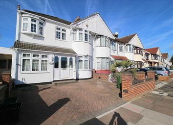 Thumbnail 4 bedroom semi-detached house to rent in Belvedere Avenue, Clayhall, Ilford