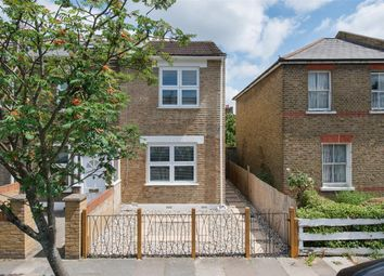Thumbnail 2 bed end terrace house for sale in Palmerston Road, London