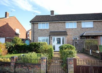 Thumbnail 3 bedroom semi-detached house for sale in Colls Road, Heartsease, Norwich