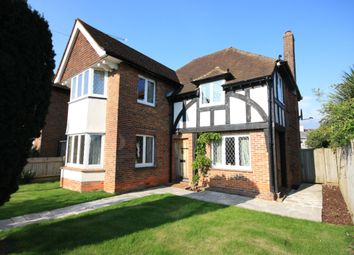 Thumbnail 4 bed detached house to rent in Laburnum Grove, Chichester