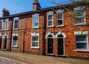 Thumbnail 3 bedroom terraced house for sale in Newport Road, New Bradwell