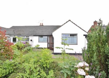 Thumbnail 2 bed semi-detached bungalow for sale in Pensby Road, Thingwall, Wirral