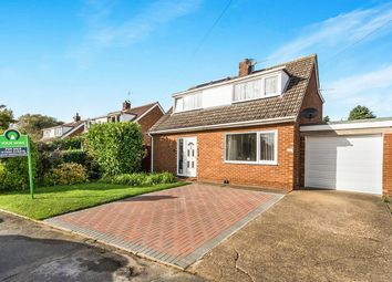 Thumbnail 4 bed bungalow for sale in Larkin Avenue, Cherry Willingham, Lincoln