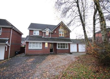 Thumbnail 4 bed detached house for sale in Newham Drive, Bury