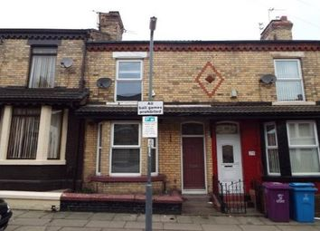 Thumbnail 2 bed property to rent in August Road, Anfield, Liverpool
