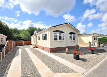 Thumbnail 2 bed mobile/park home for sale in Lamaleach Park, Freckleton, Preston, Lancashire