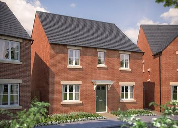 "Thumbnail 4 bed detached house for sale in ""The Buxton"" at Oxford Road, Bodicote, Banbury"