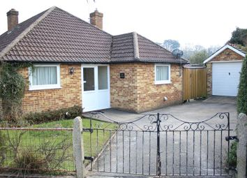 Thumbnail 2 bed semi-detached bungalow to rent in Hillview Road, Hythe, Southampton