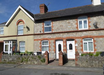 Thumbnail 2 bed terraced house to rent in Exeter Road, Kingsteignton
