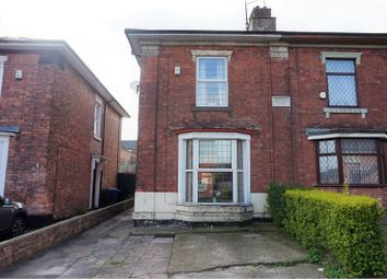 Thumbnail 5 bed semi-detached house for sale in Uttoxeter New Road, Derby