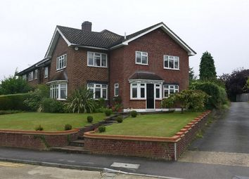 Thumbnail 3 bed semi-detached house for sale in Hacton Lane, Hornchurch, Essex