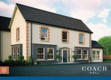 Thumbnail 3 bedroom detached house for sale in Coach Hall, Lylehill Road East, Templepatrick, Ballyclare