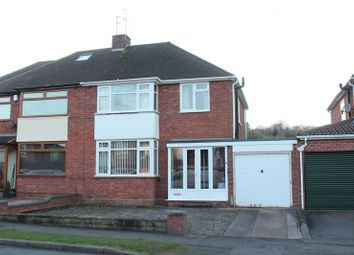 Thumbnail 3 bed semi-detached house for sale in Ridge Road, Kingswinford