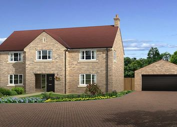 Thumbnail 5 bed detached house for sale in Beech Hill Road, Swanland, East Riding Of Yorkshire
