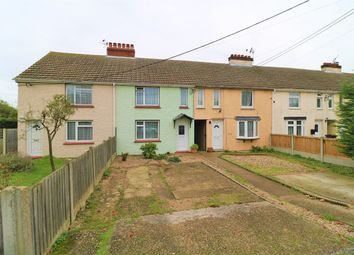 2 bed terraced house for sale in Back Lane East, Great Bromley, Colchester CO7