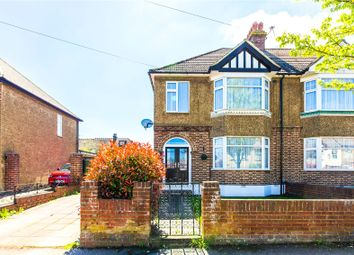 3 bed end terrace house for sale in Allison Avenue, Darland, Gillingham, Kent ME7