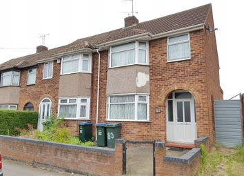 3 bed end terrace house for sale in Tallants Road, Coventry CV6