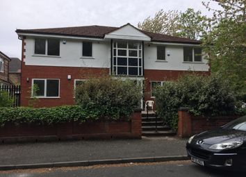 Thumbnail 3 bed flat to rent in Russell Road, Whalley Range, Manchester