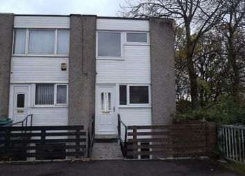 Thumbnail 3 bed end terrace house to rent in Millcroft Road, Cumbernauld, Glasgow