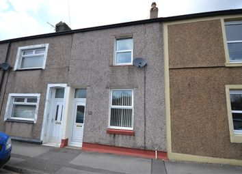 Thumbnail 2 bed terraced house to rent in Bowthorn Road, Cleator Moor, Cumbria