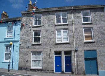 Thumbnail 4 bed maisonette to rent in Lower Market Street, Penryn