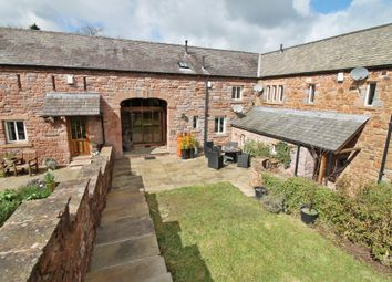 Thumbnail 3 bed barn conversion for sale in The Grange, Ivegill, Carlisle