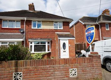 Thumbnail 3 bedroom semi-detached house for sale in The Crescent, Netley Abbey, Southampton, Hampshire