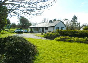 Thumbnail 3 bed detached bungalow for sale in Llangrannog, Llandysul