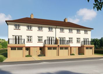 "Thumbnail 4 bedroom terraced house for sale in ""Kensington Mid"" at Kimpton Road, Luton"