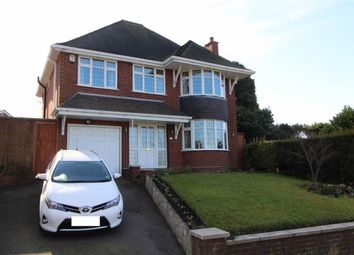 Thumbnail 4 bed detached house for sale in Gospel End Street, Sedgley, Dudley