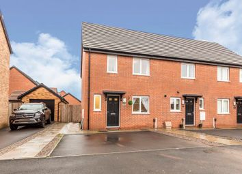 Thumbnail 3 bedroom end terrace house for sale in Cold Mill Road, Newport