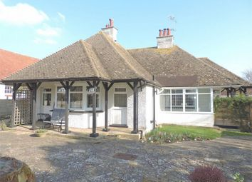 Thumbnail 3 bed detached bungalow for sale in Gunters Lane, Bexhill On Sea, East Sussex